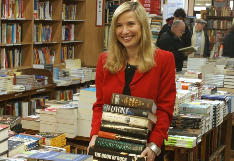Literary Manhattan News Barnes Amp Noble
