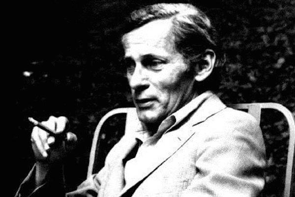 William Gaddis in 1975 (Wikipedia)