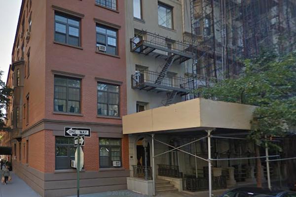Literary manhattanplace john steinbeck s gramercy park for Gramercy park nyc apartments
